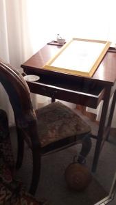 Charlotte's writing desk