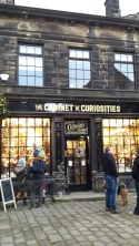 The shop where Branwell bought his opium