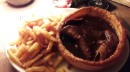 Proper Yorkshire pudding