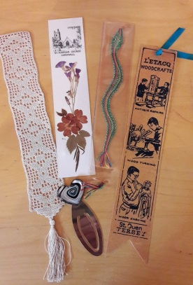 Craft bookmarks