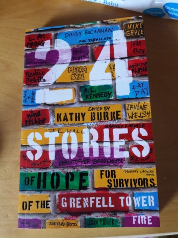 24 stories book cover